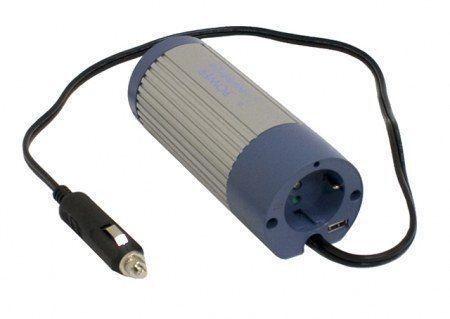 Menič do auta s USB 100W (24V) A302-100-F3