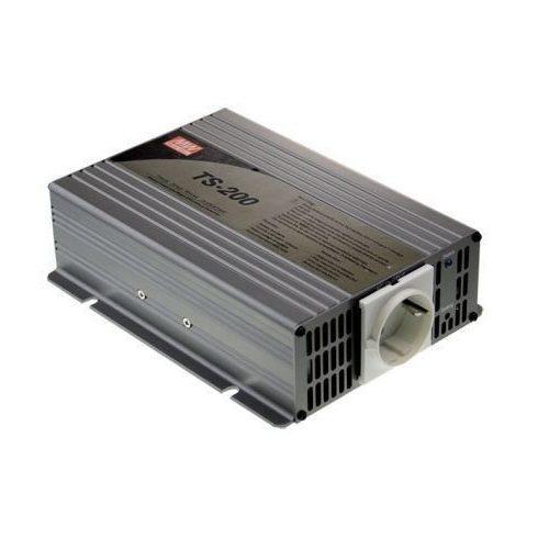 Menič s reálnou sínusovou vlnou, 200W (24V) TS-200-224B