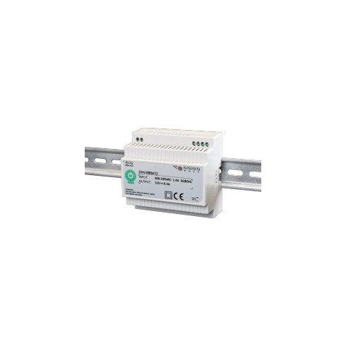 DIN100W24 napájací zdroj na DIN lištu 100W / 24V