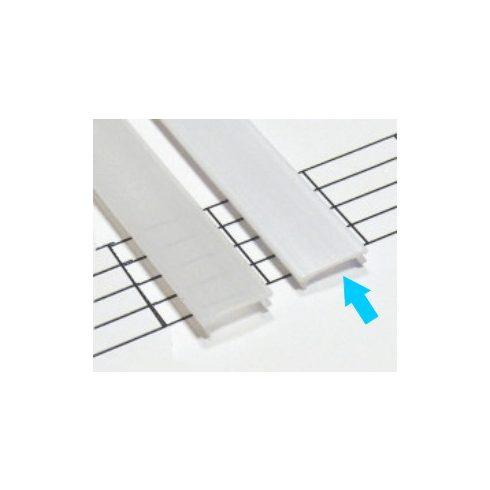 Kryt PMMA UV stabil pre A, B, C, D, G, Y, Z - mliečny