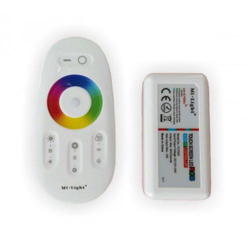 RGB kontrolér Mi-Light (sada kontrolér + ovládač)