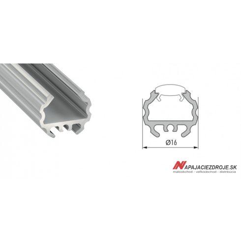 ALU PROFIL TYP MICRO PRE 1 x 10MM LED